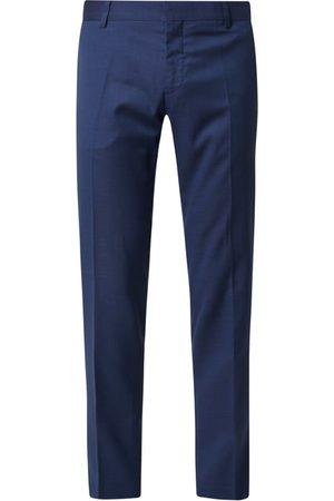 Antony Morato Spodnie do garnituru o kroju slim fit z dodatkiem streczu model 'Bonnie'