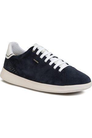 Geox Mężczyzna Buty casual - Sneakersy - U Kennet B U026FB 00022 C4064 Navy
