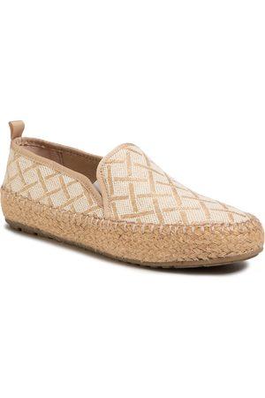 Emu Kobieta Espadryle - Espadryle - Gum Weave W11968 Coconut/Blanc Coco