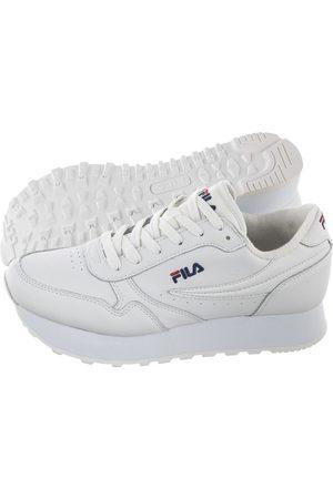 Sneakersy Orbit Zeppa L Wmn White 1010311.1FG (FI30 a)