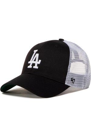 47 Brand Mężczyzna Czapki z daszkiem - Czapka z daszkiem - Los Angeles Dodgers '47 Mvp B-BRANS12CTP-BKC Black