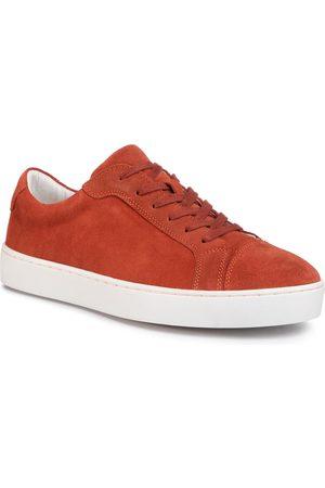 Gino Rossi Mężczyzna Buty casual - Sneakersy - MI07-A973-A802-05 Red