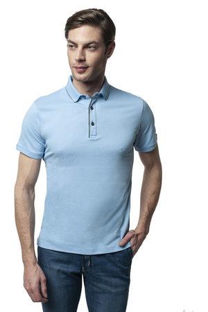 Recman Mężczyzna Z krótkim rękawem - Koszulka polo volley błękit