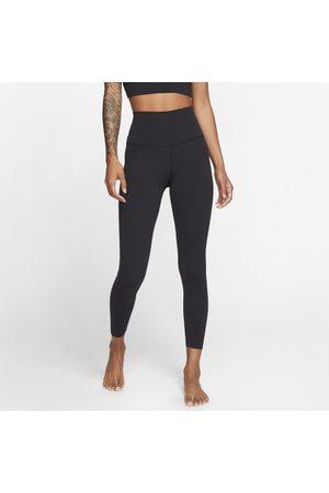 Nike Kobieta Dresy - Damskie legginsy 7/8 Yoga Luxe
