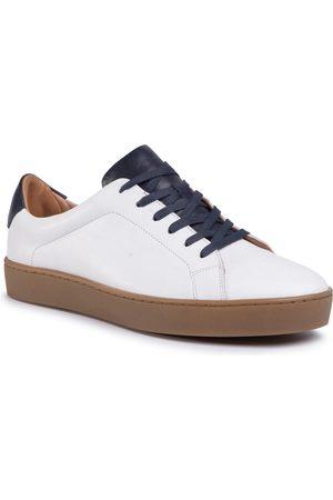 Gino Rossi Mężczyzna Buty casual - Sneakersy - MI07-A973-A802-04 White