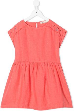 Andorine Dziewczynka Sukienki dzienne - Pink