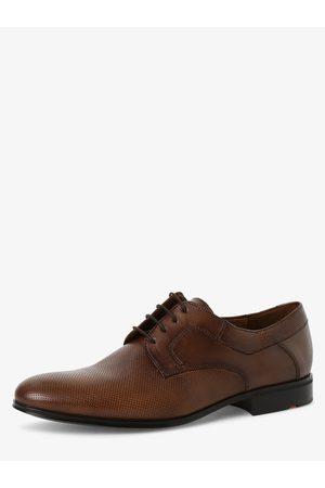 Lloyd Męskie buty sznurowane ze skóry
