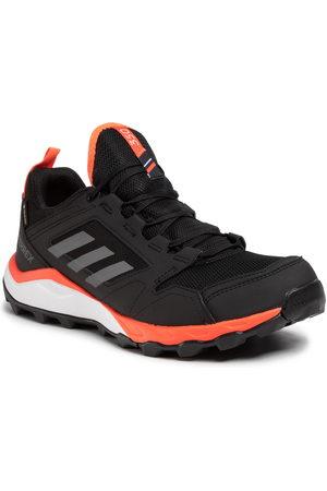 adidas Mężczyzna Obuwie sportowe - Buty - Terrex Agravic Tr Gtx GORE TEX EF6868 Cblack/Grefou/Solred