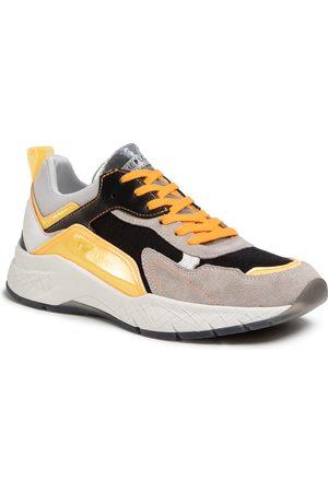 Crime london Sneakersy - Komrad 2.0 11202PP2.90 Orange
