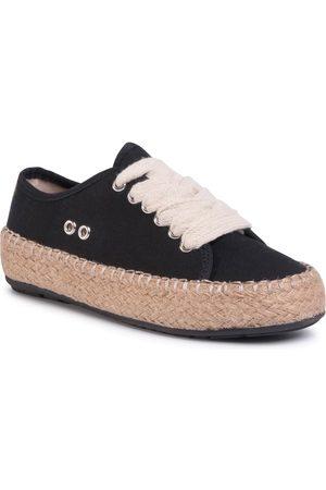 Emu Dziewczynka Espadryle - Espadryle - Agonis Teens T11411 Black