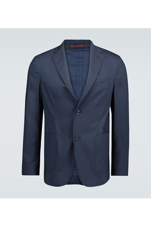 THE GIGI Angie single-breasted suit jacket