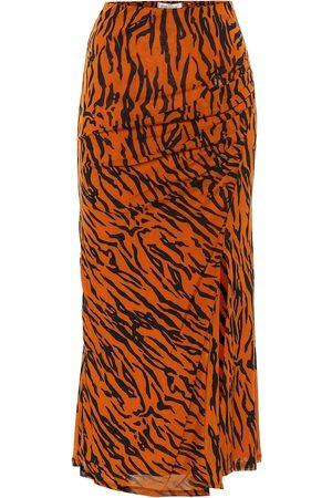 Diane von Furstenberg Kobieta Spódnice maxi - Edna mesh midi skirt