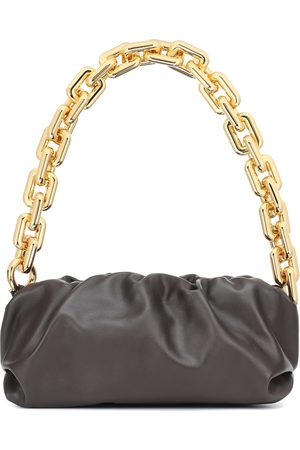 Bottega Veneta The Chain Pouch leather shoulder bag