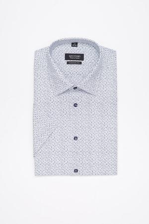 Recman Koszula coline 3021 krótki rękaw custom fit