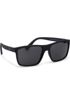 Polo Ralph Lauren Okulary przeciwsłoneczne - 0PH4133 528487 Black/Black
