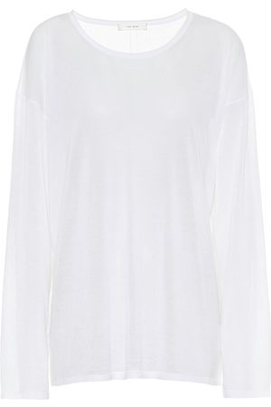 The Row Emila cotton top