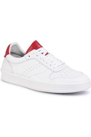 Marc O' Polo Sneakersy - 002 25733501 100 White/Red 105