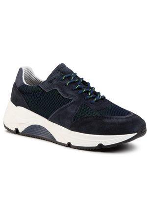 Wojas Mężczyzna Buty casual - Sneakersy - 46042-86 Granatowy