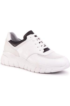 Strellson Mężczyzna Buty casual - Sneakersy - Kilburn 4010002814 White 100