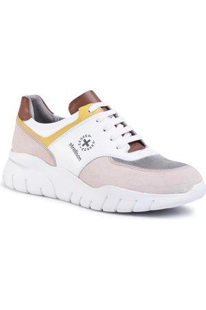 Strellson Sneakersy - Kilburn 4010002816 Nature 103