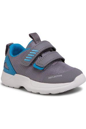 Superfit Sneakersy - 6-09207-25 M Hellgrau/Blau