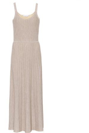 GABRIELA HEARST Josephine cashmere-blend dress