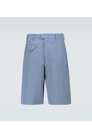 Bottega Veneta Technical-blend fabric shorts