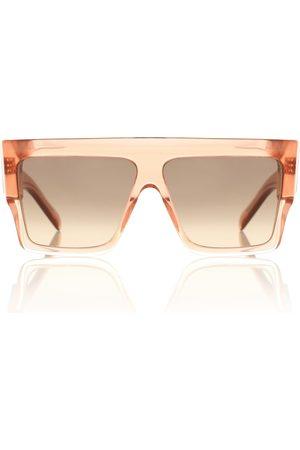 Céline Flat-brow sunglasses