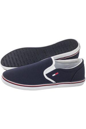 Tommy Hilfiger Tenisówki Essential Slip On Sneaker EN0EN00782-C87 Twilight Navy (TH110-b)
