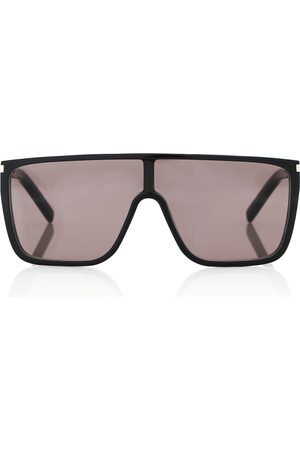 Saint Laurent Kobieta Okulary przeciwsłoneczne - SL 364 Mask flat-brow sunglasses