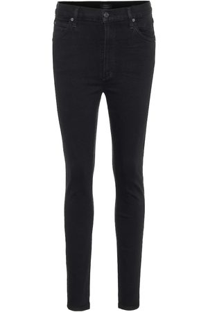 Citizens of Humanity Chrissy high-rise skinny jeans