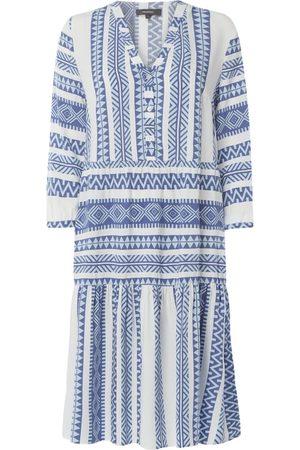 Montego Sukienka ze wzorem przypominający arafatkę