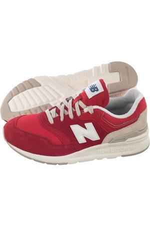 New Balance Sneakersy GR997HBS Czerwone (NB388-b)