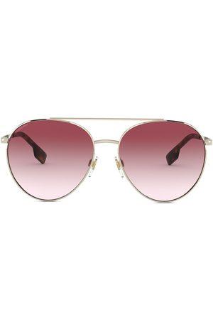 Burberry Eyewear Kobieta Okulary przeciwsłoneczne - GOLD