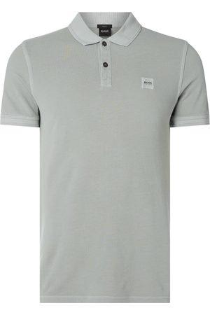 BOSS Casualwear Mężczyzna Z krótkim rękawem - Koszulka polo o kroju slim fit z piki model 'Prime