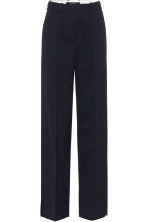 Rokh High-rise wide-leg pants