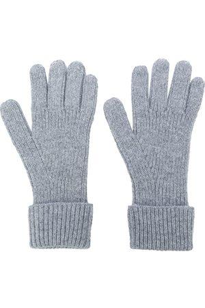N.PEAL Mężczyzna Rękawiczki - Grey