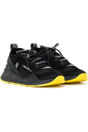 Dolce & Gabbana Chłopiec Sneakersy - Black