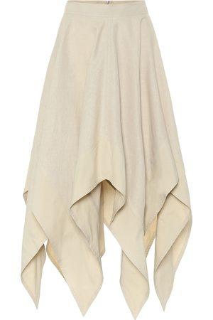 Loewe Paula's Ibiza cotton skirt