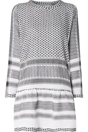 CECILIE COPENHAGEN Sukienka ze wzorem przypominający arafatkę