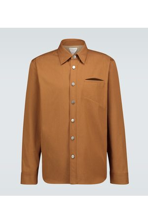 Bottega Veneta Cotton overshirt
