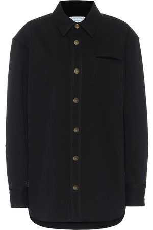 Bottega Veneta Cotton-drill shirt jacket