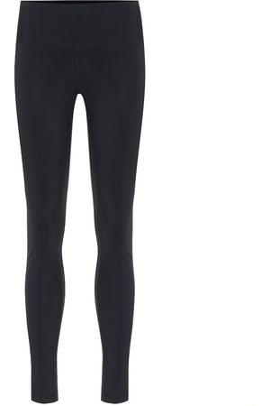 WARDROBE.NYC Kobieta Legginsy - Release 02 stretch-jersey leggings