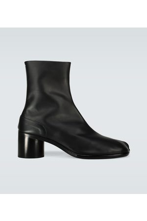Maison Margiela Tabi leather boots