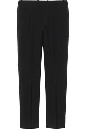 Gucci Mężczyzna Spodnie eleganckie - Black