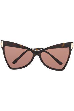 TOM FORD Eyewear Okulary przeciwsłoneczne - Brown