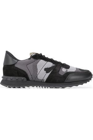 VALENTINO GARAVANI Mężczyzna Sneakersy - Black