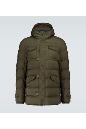 HERNO Eskimo hooded jacket
