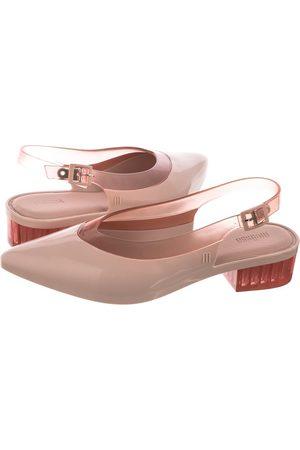 Melissa Czółenka Cleo Heel AD 32906/53709 Pink/Transparent Pink (ML150-a)