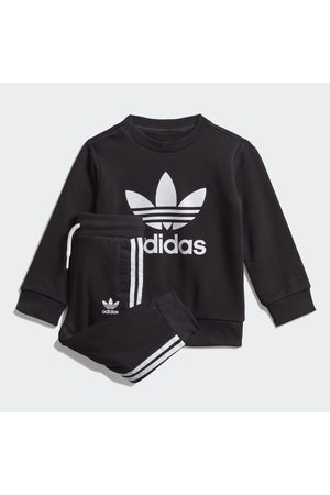adidas Bluzy - Crew Sweatshirt Set